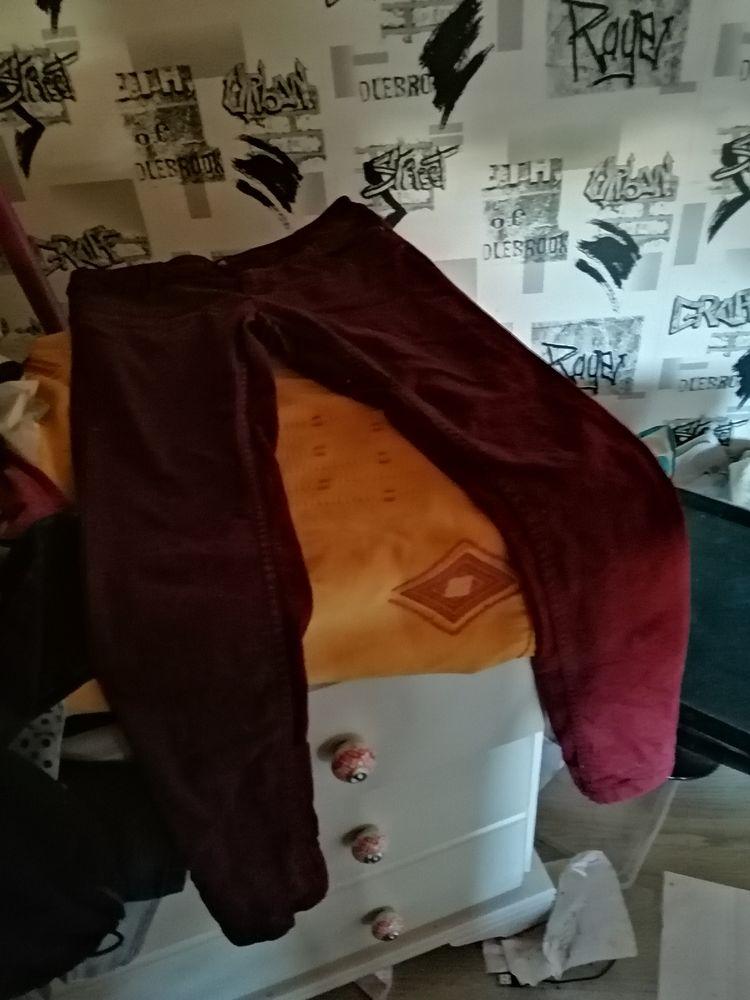 Pantalon  5 Drain (49)