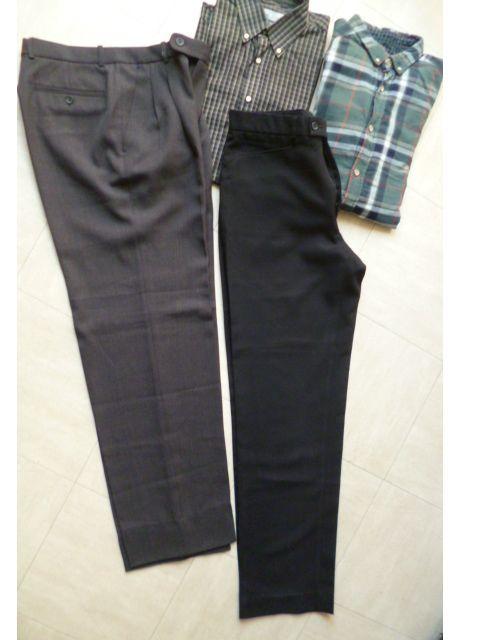 PANTALONS, chemise, surchemise - L - zoe 4 Martigues (13)
