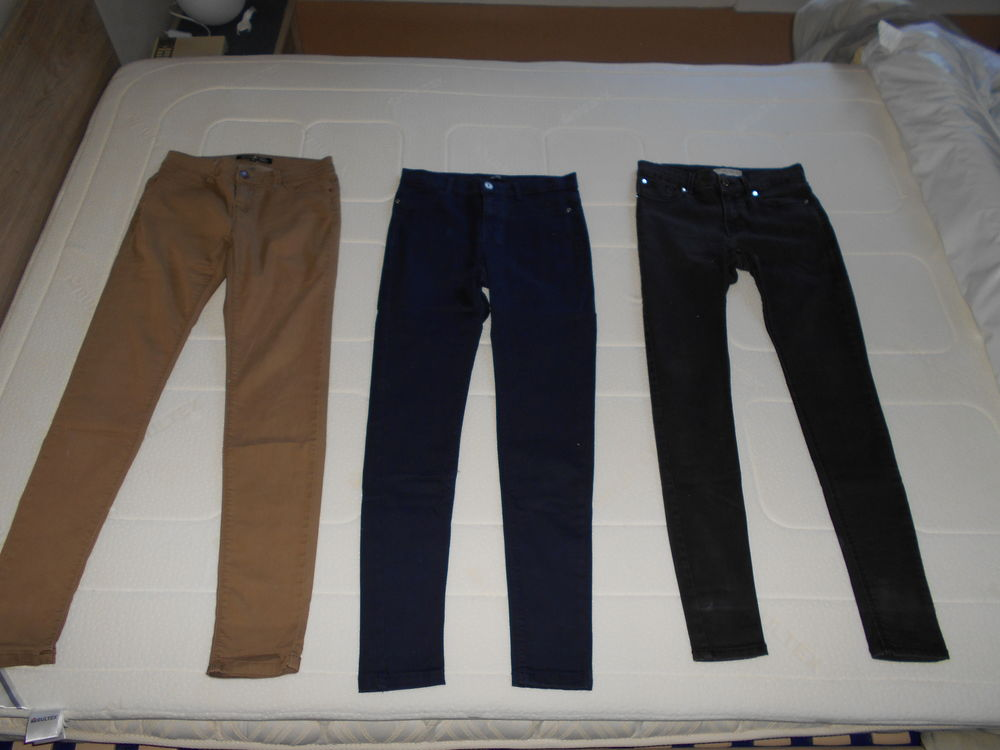 pantalons femme taille 34/36 85 Rennes (35)