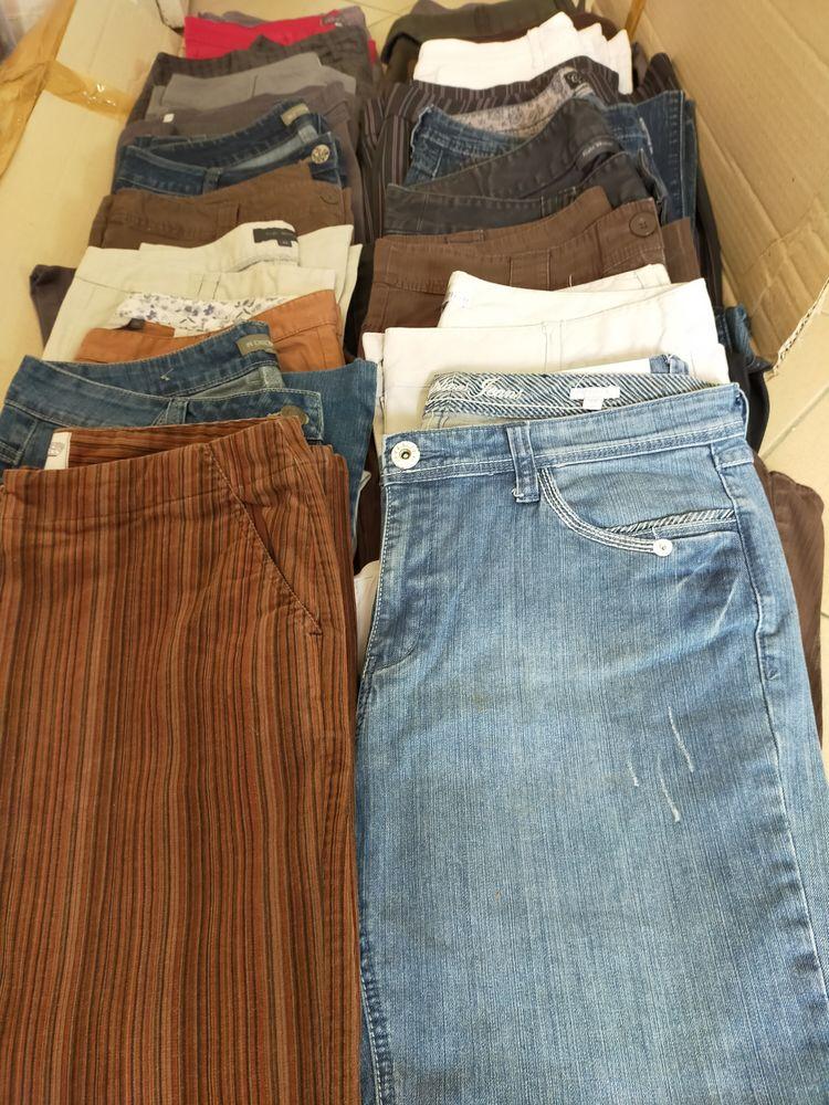 23 pantalons femme taille 44  - tout à 4€ l'unité 4 Savigny-sur-Orge (91)