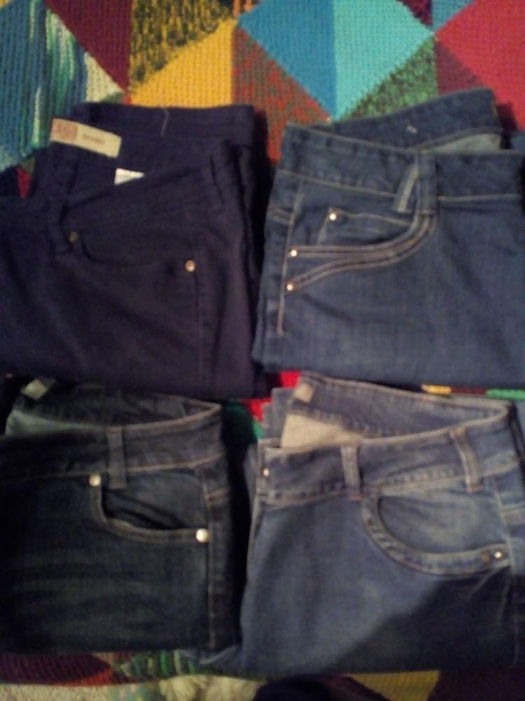 pantalons femmes taille 44 3 Savigny-sur-Orge (91)