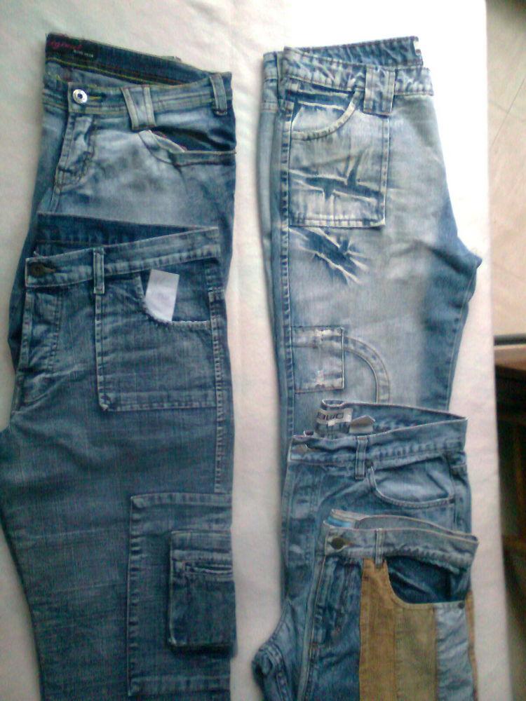 4 pantalons - 44 - Homme - zoe 5 Martigues (13)