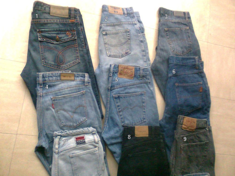 pantalons jeans - taille 40 - zoe 5 Martigues (13)