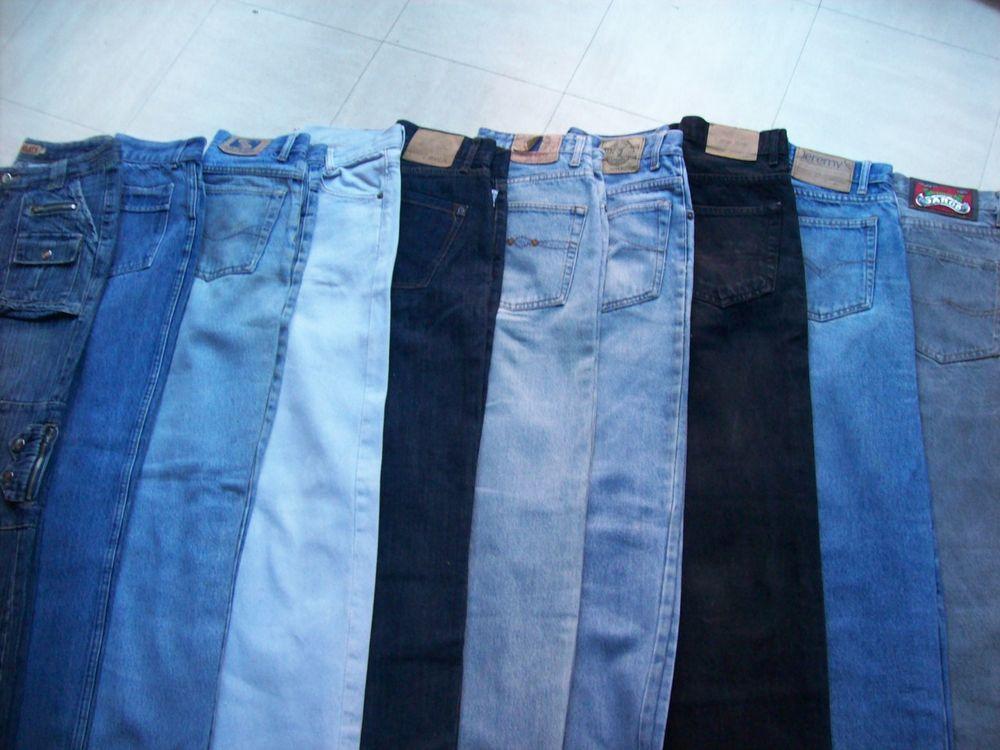 lot de pantalons JEANS - 38 - zoe  4 Martigues (13)
