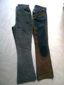 3 pantalons, 2 pantacourts, 2 gilets, 1 chemisier - 36 -zoe 4 Martigues (13)