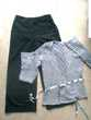 3 pantalons, 2 pantacourts, 2 gilets, 1 chemisier - 36 -zoe Vêtements