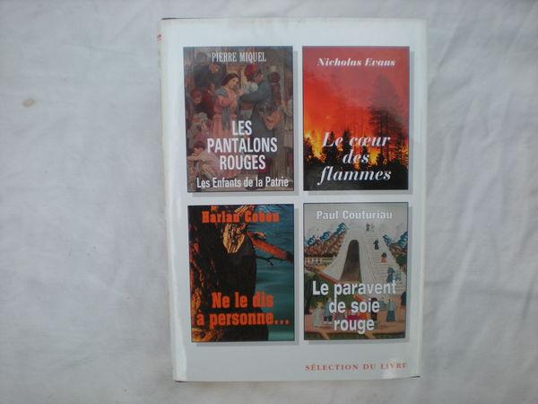 les pantalons rouges de pierre miquel 2 Bailleau-l'Évêque (28)
