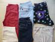 pantalons, short, jupe t.1 à 42 - zoe