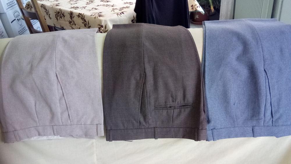 3 pantalons taille 42  50 Bandol (83)