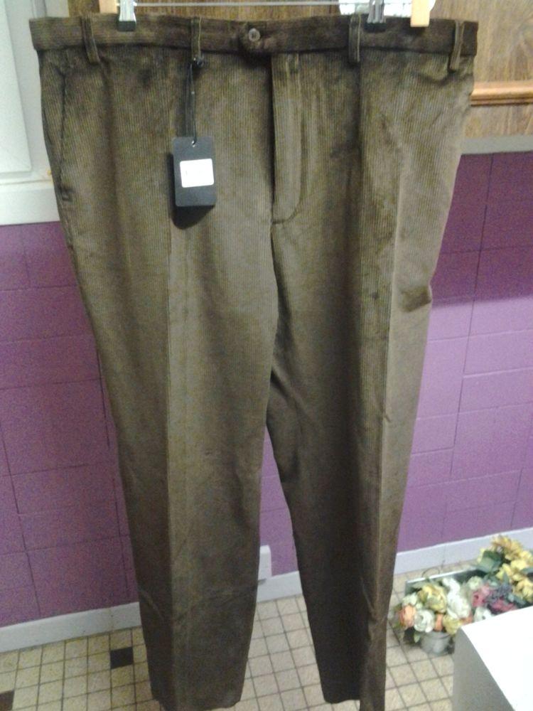 pantalons en velours 50 Sedan (08)