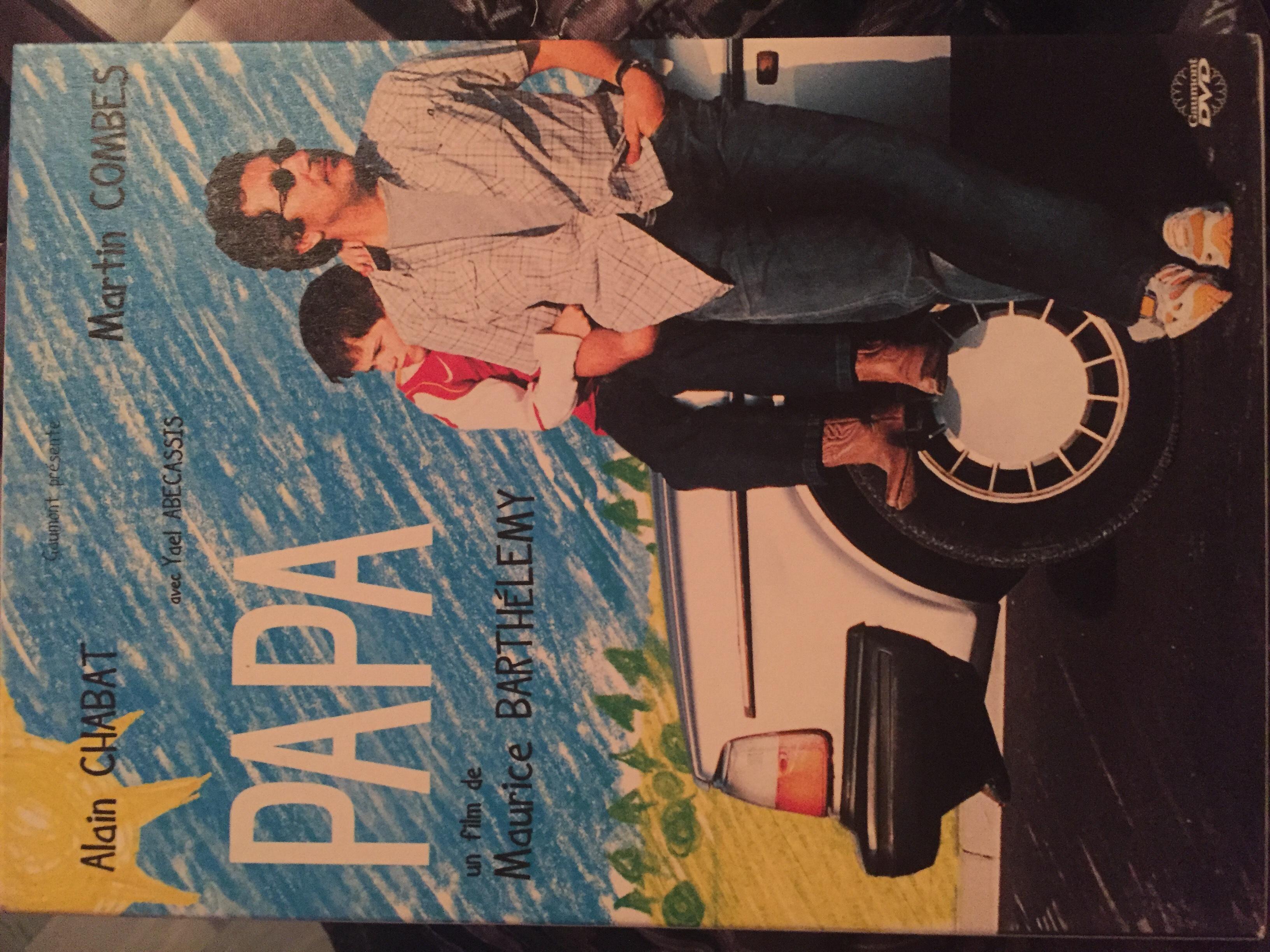 Papa DVD et blu-ray