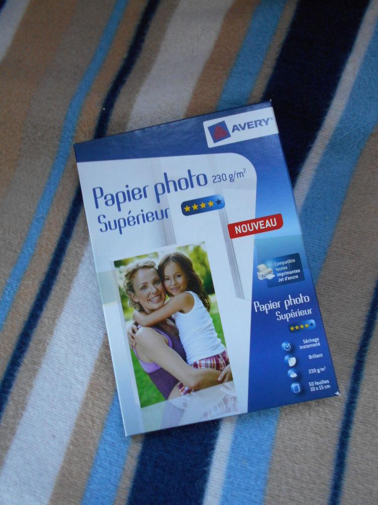 papier photo supérieur, pour imprimante 2 Grospierres (07)