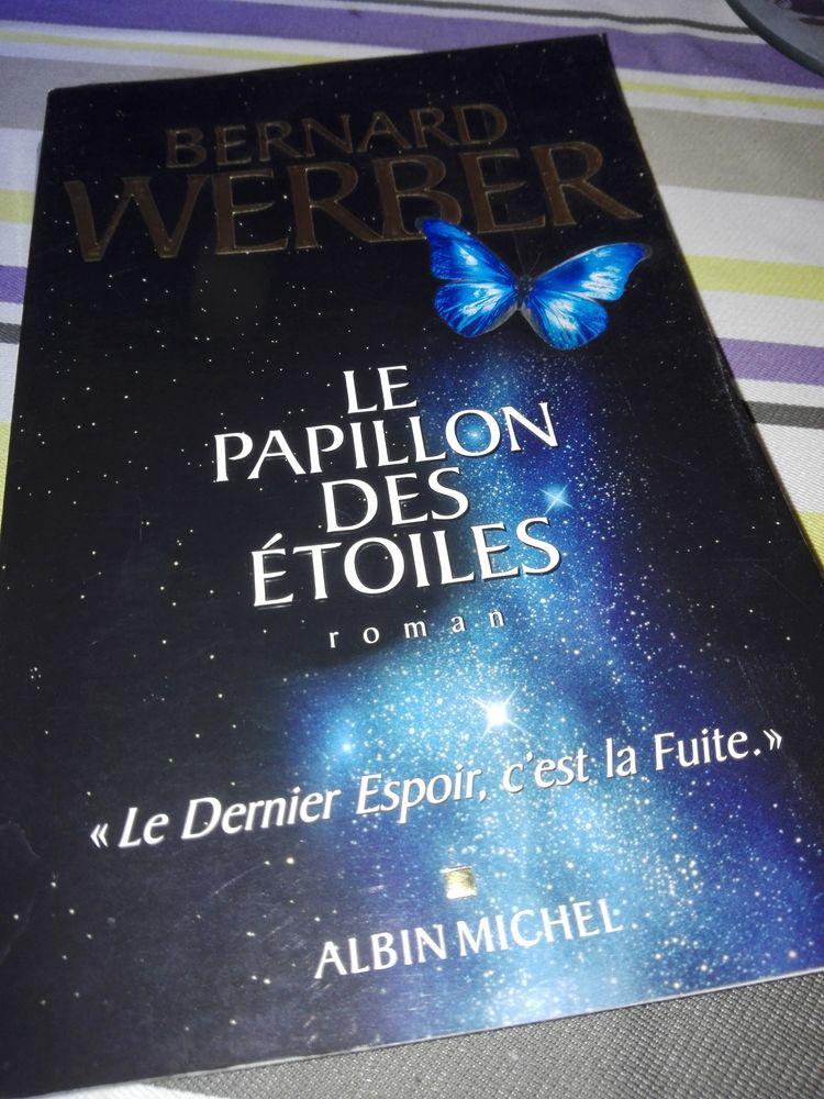 Le papillon des étoiles de Bernard Werber 10 Saint-Étienne (42)