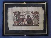 Papyrus égyptien encadré  8 L'Haÿ-les-Roses (94)