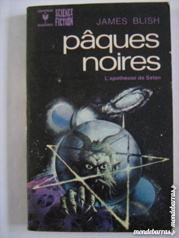 PAQUES NOIRES  par  JAMES BLISH 3 Brest (29)