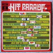 HIT PARADE PATHÉ MARCONI Vol.2 -33t-ADAMO-G CHELON-BIEM 1969 5 Tourcoing (59)