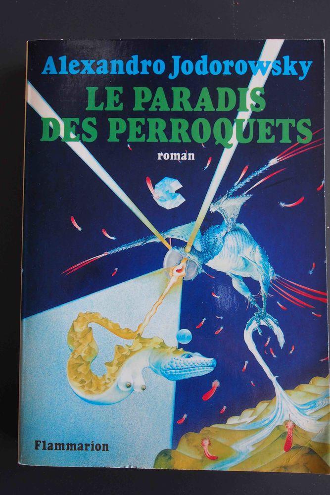Le paradis des perroquets - Alexandre Jodorowsky 10 Rennes (35)
