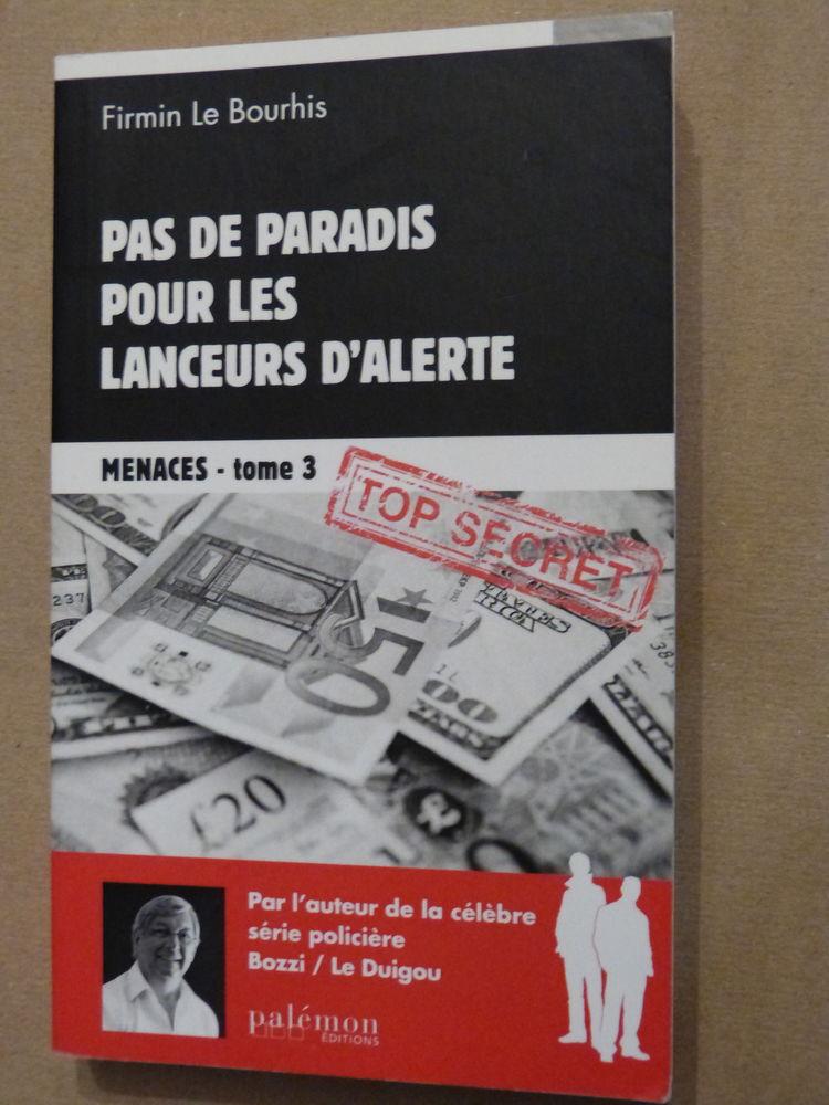 PAS DE PARADIS POUR LES LANCEURS D' ALERTE  policier  PALEMO 5 Brest (29)