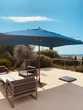 Parasol avec socle et housse 150 Sainte-Maxime (83)