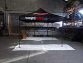 Parasol pliant 3 m x 3 m. 200 Charantonnay (38)