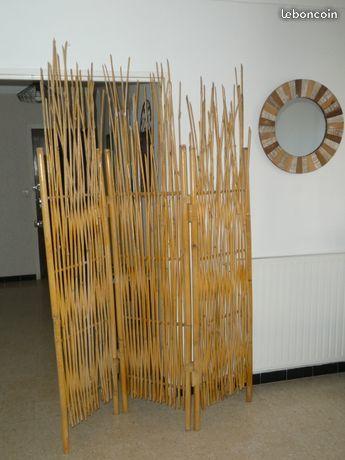 Paravent en bambous 60 Avignon (84)