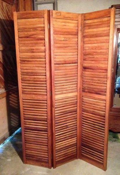 Achetez paravent bois quasi neuf annonce vente mionnay 01 wb148700757 - Paravent oriental bois ...