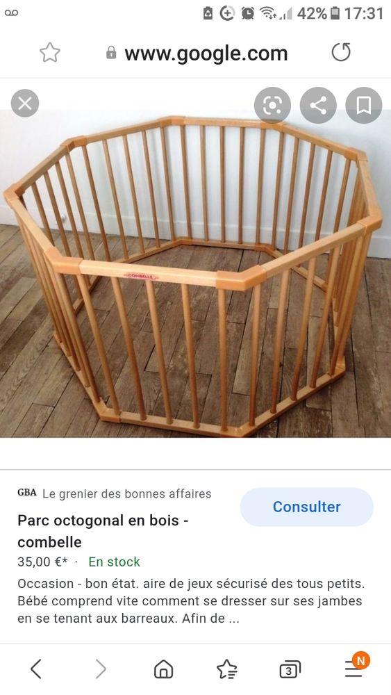 Parc bébé  35 Courbevoie (92)