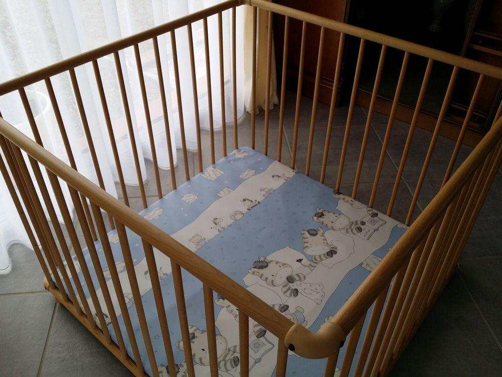 parc démontable bébé  0 Sainte-Foy-d'Aigrefeuille (31)