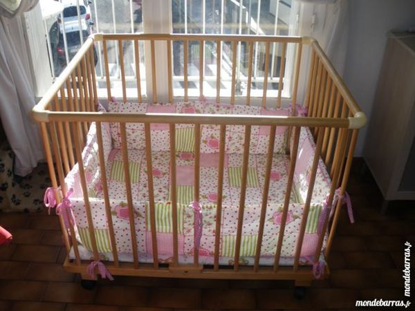 parcs b b occasion dans les pyr n es orientales 66 annonces achat et vente de parcs b b. Black Bedroom Furniture Sets. Home Design Ideas