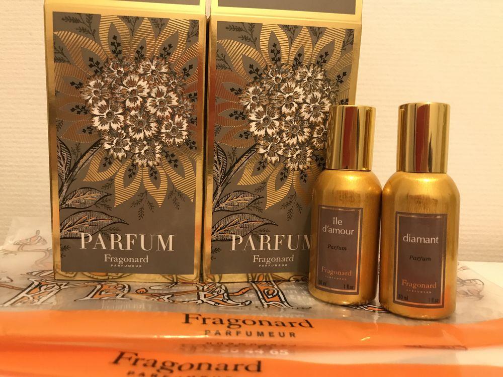 Parfum Fragonard Diamant & île d'amour 25 Lyon 6 (69)
