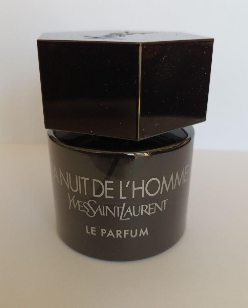 Le parfum La nuit de l'homme Yves Saint Laurent  40 Meulan (78)