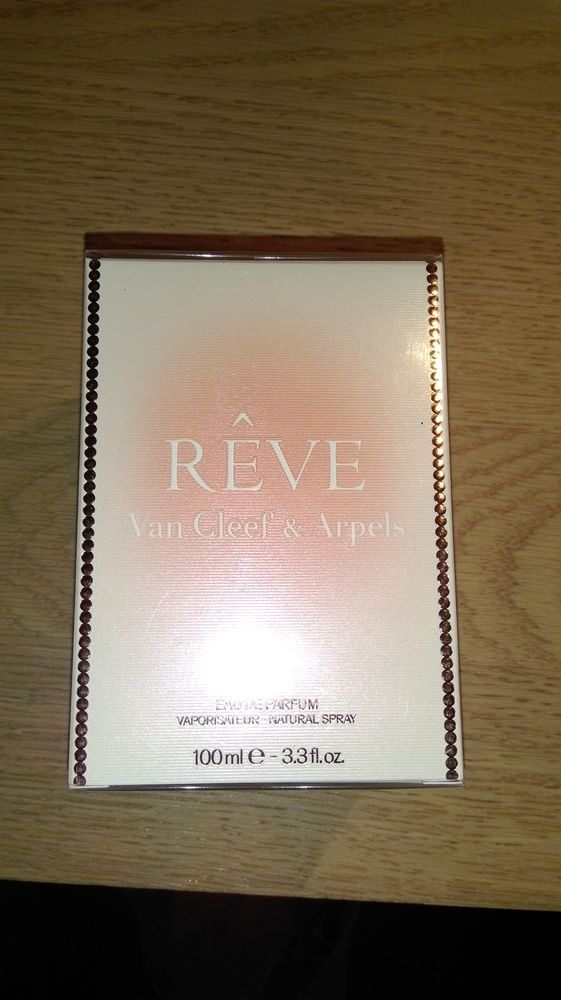 eau de parfum REVE DE VAN CLEEF ET ARPELS 50 Lannemezan (65)
