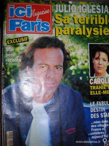Ici-Paris n°2515 Livres et BD