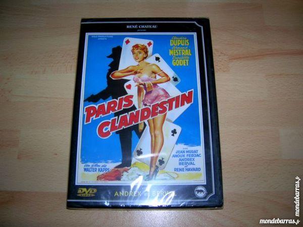 DVD PARIS CLANDESTIN - René CHATEAU 7 Nantes (44)