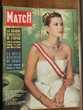 PARIS MATCH LA BELLE HISTOIRE DE GRACE 1959