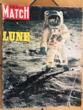 Paris Match Lune numéro spécial historique août 1969