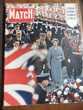 PARIS MATCH.LE VOYAGE EN FRANCE D'ELISABETH ET PHILIP 1957 Livres et BD