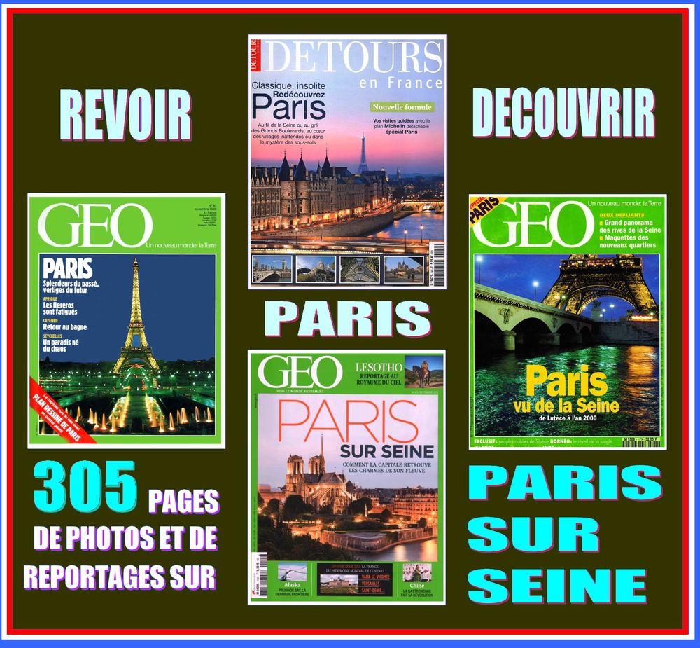 PARIS - géo - LA SEINE / prixportcompris 16 Laon (02)