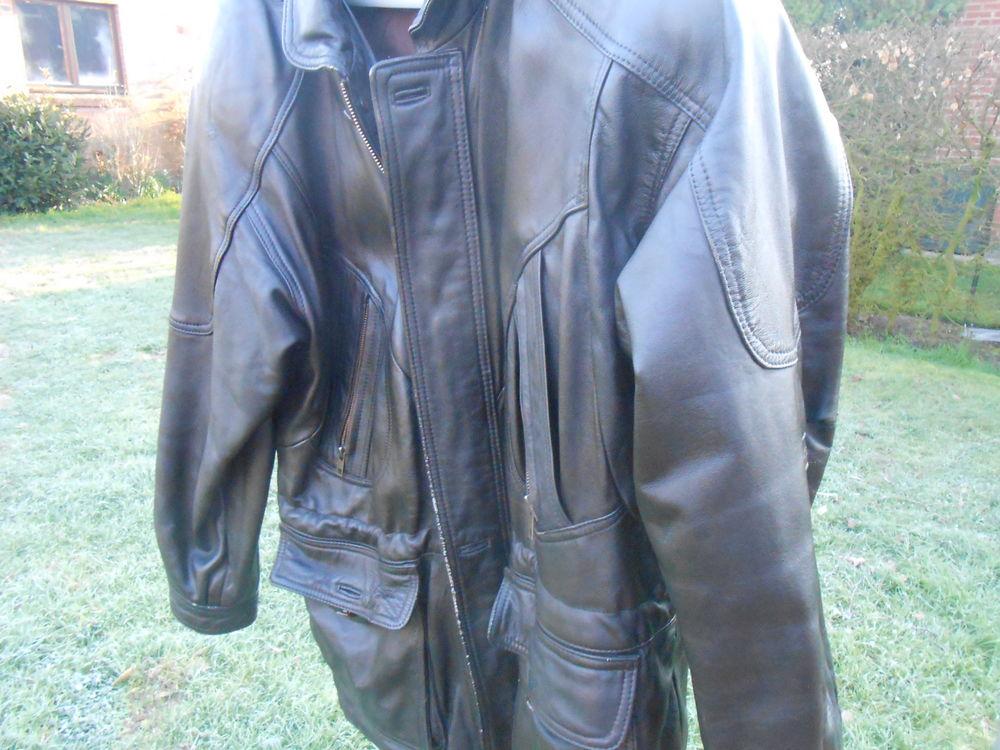 parka en cuir homme 20 Steenwerck (59)