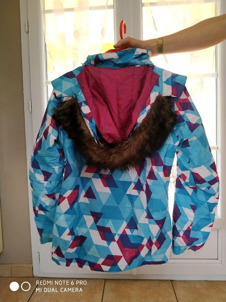 parka et pantalon de ski marque etirel 0 La Valette-du-Var (83)