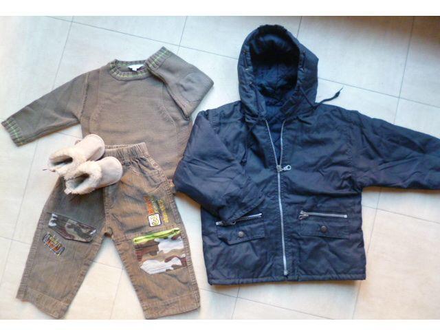 2 ans - parka, pantalon, pull - zoe 2 Martigues (13)