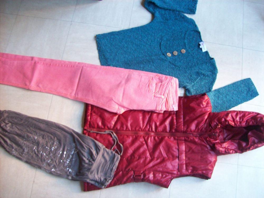 PARKA, pantalons, pull, 38 - zoe 1 Martigues (13)