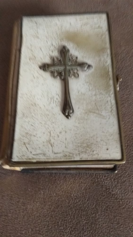 paroissien romain édition bijou éditeur Morisot 1856 0 Lunel (34)