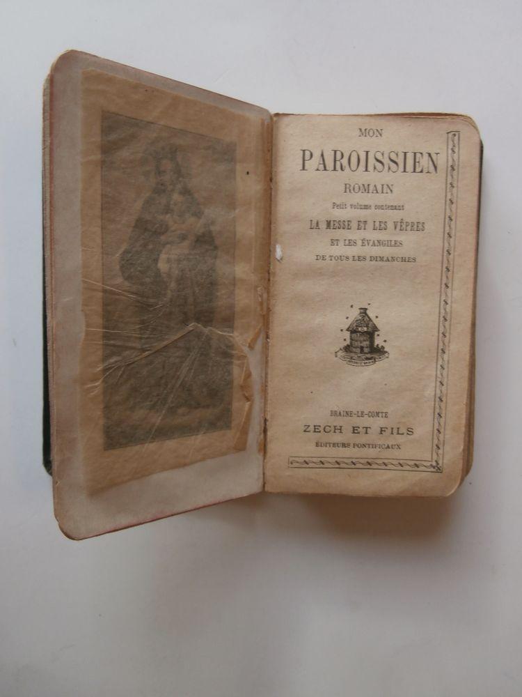 MON PAROISSIEN ROMAIN petit volume .1921.No 121 Livres et BD