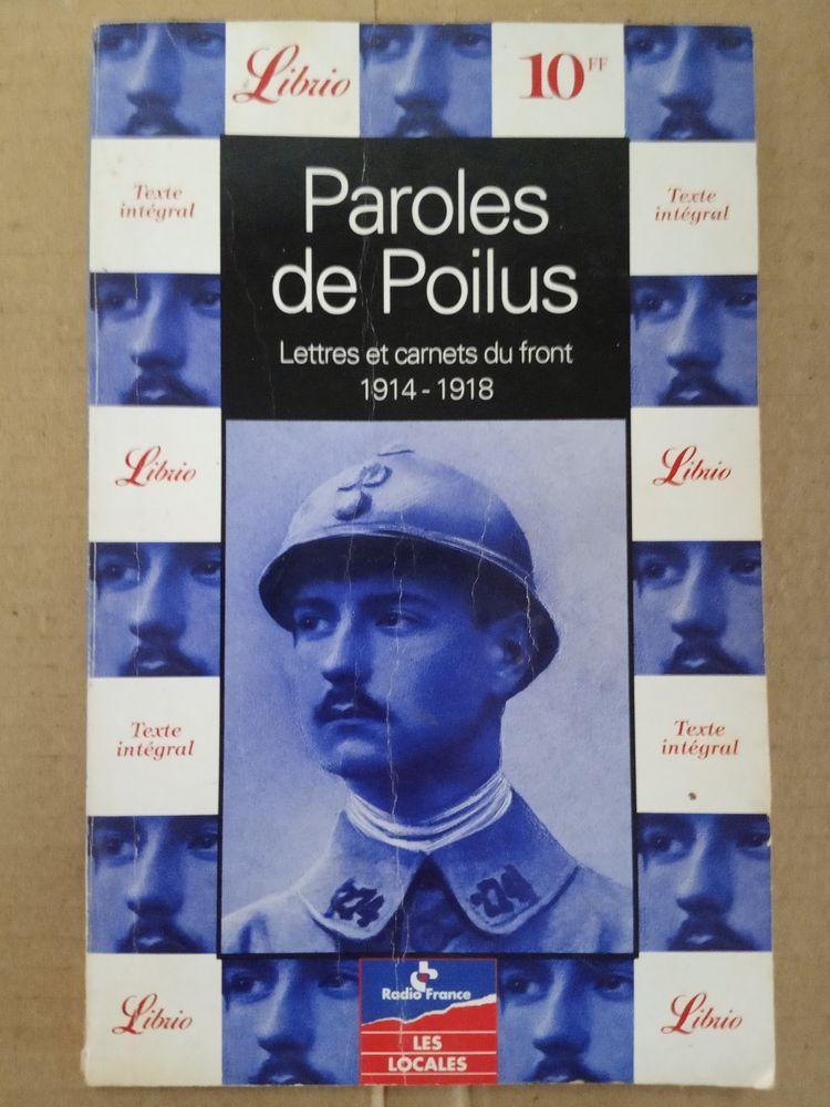 Paroles de Poilus 1914-1918 5 Le Creusot (71)