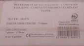parquet stratifié neuf,  clipsable, Chène gris cérusé 130 Espezel (11)