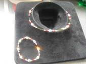 parrure collier et bracelet en cristaux neuf 8 Lyon 5 (69)