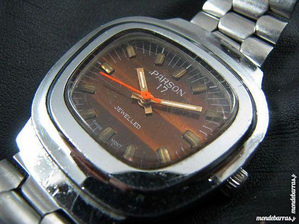 PARSON 17 montre mécanique Suisse DIV0206 85 Metz (57)