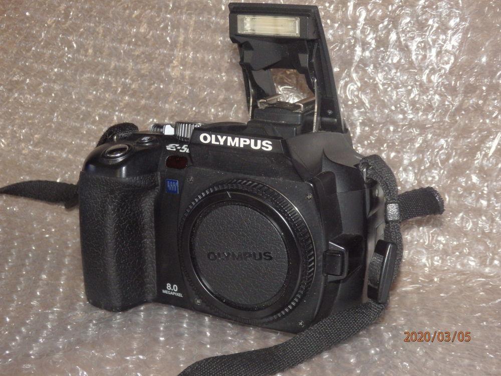 particulier  Olympus 500 BOITIER NU avec son chargeur 38 Mérignac (33)