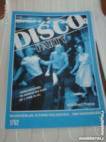 Partition DISCO PARTY 7 Louhans (71)